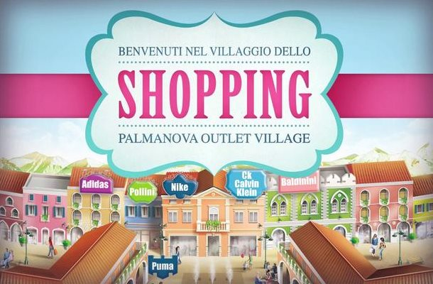 Шоппинг в Италии: Аутлет-центр Palmanova Outlet Village (Удине ...